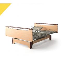 lit electrique duo divisys 140 2 x 135 kg. Black Bedroom Furniture Sets. Home Design Ideas