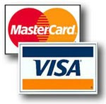 Visa - Mastercard - Bancontact - Virement
